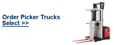 Select Nichiyu Order Picker Trucks